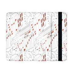 Musical Scales Note Samsung Galaxy Tab Pro 8 4  Flip Case