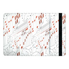 Musical Scales Note Samsung Galaxy Tab Pro 10 1  Flip Case