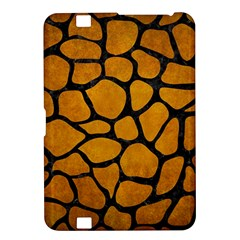 Skin1 Black Marble & Yellow Grunge (r) Kindle Fire Hd 8 9