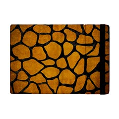 Skin1 Black Marble & Yellow Grunge (r) Ipad Mini 2 Flip Cases