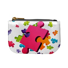 Passel Picture Green Pink Blue Sexy Game Mini Coin Purses