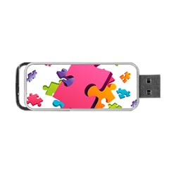Passel Picture Green Pink Blue Sexy Game Portable Usb Flash (two Sides)