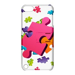 Passel Picture Green Pink Blue Sexy Game Apple Ipod Touch 5 Hardshell Case With Stand