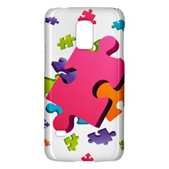 Passel Picture Green Pink Blue Sexy Game Galaxy S5 Mini