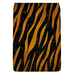 Skin3 Black Marble & Yellow Grunge (r) Flap Covers (l)