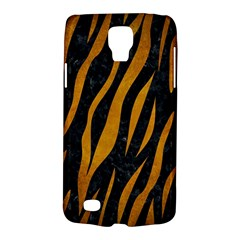Skin3 Black Marble & Yellow Grunge (r) Galaxy S4 Active
