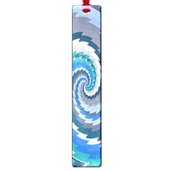 Psycho Hole Chevron Wave Seamless Large Book Marks