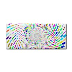 Prismatic Abstract Rainbow Cosmetic Storage Cases