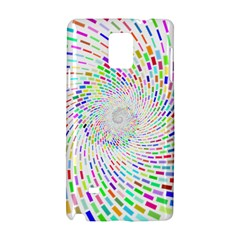Prismatic Abstract Rainbow Samsung Galaxy Note 4 Hardshell Case