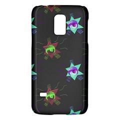 Random Doodle Pattern Star Galaxy S5 Mini