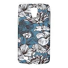 Star Flower Grey Blue Beauty Sexy Galaxy S4 Active