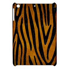 Skin4 Black Marble & Yellow Grunge (r) Apple Ipad Mini Hardshell Case
