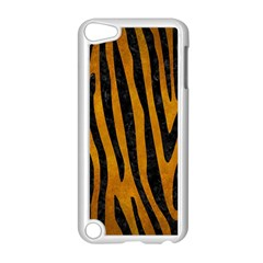 Skin4 Black Marble & Yellow Grunge (r) Apple Ipod Touch 5 Case (white)