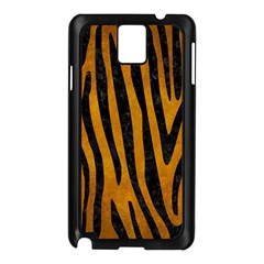 Skin4 Black Marble & Yellow Grunge (r) Samsung Galaxy Note 3 N9005 Case (black)