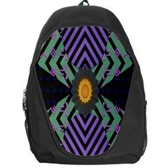 Secret Code Formula Sun Backpack Bag