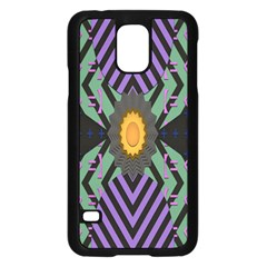 Secret Code Formula Sun Samsung Galaxy S5 Case (black)