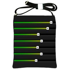 Stock Illustration Rendering Seven Volume Shoulder Sling Bags