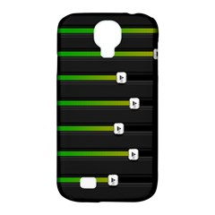Stock Illustration Rendering Seven Volume Samsung Galaxy S4 Classic Hardshell Case (pc+silicone)