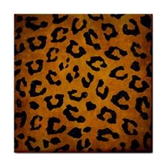 Skin5 Black Marble & Yellow Grunge (r) Face Towel