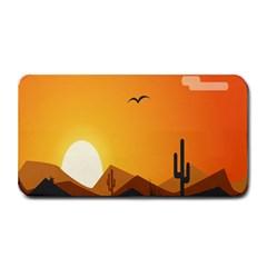 Sunset Natural Sky Medium Bar Mats