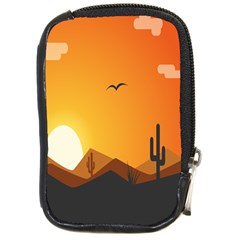 Sunset Natural Sky Compact Camera Cases