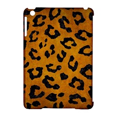 Skin5 Black Marble & Yellow Grunge (r) Apple Ipad Mini Hardshell Case (compatible With Smart Cover)
