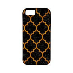 Tile1 Black Marble & Yellow Grunge (r) Apple Iphone 5 Classic Hardshell Case (pc+silicone)