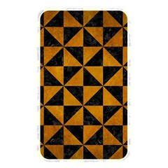 Triangle1 Black Marble & Yellow Grunge Memory Card Reader