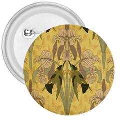 Art Nouveau 3  Buttons
