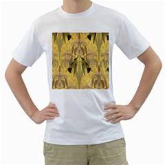 Art Nouveau Men s T Shirt (white)