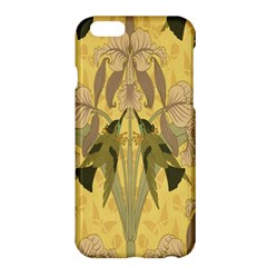 Art Nouveau Apple Iphone 6 Plus/6s Plus Hardshell Case