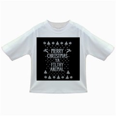 Ugly Christmas Sweater Infant/toddler T Shirts