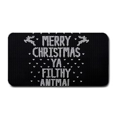 Ugly Christmas Sweater Medium Bar Mats