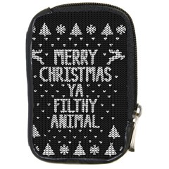 Ugly Christmas Sweater Compact Camera Cases