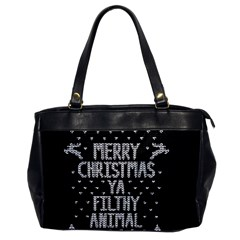 Ugly Christmas Sweater Office Handbags