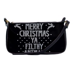 Ugly Christmas Sweater Shoulder Clutch Bags