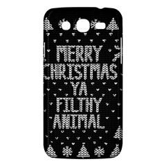 Ugly Christmas Sweater Samsung Galaxy Mega 5 8 I9152 Hardshell Case