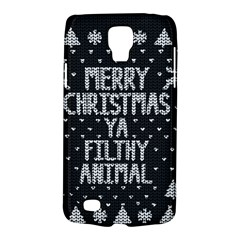Ugly Christmas Sweater Galaxy S4 Active