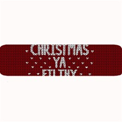 Ugly Christmas Sweater Large Bar Mats