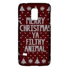 Ugly Christmas Sweater Galaxy S5 Mini