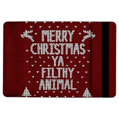 Ugly Christmas Sweater Ipad Air 2 Flip