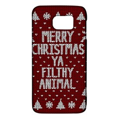 Ugly Christmas Sweater Galaxy S6