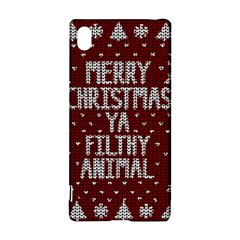 Ugly Christmas Sweater Sony Xperia Z3+
