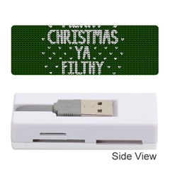 Ugly Christmas Sweater Memory Card Reader (stick)