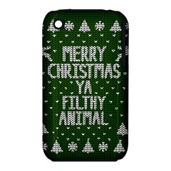 Ugly Christmas Sweater Iphone 3s/3gs