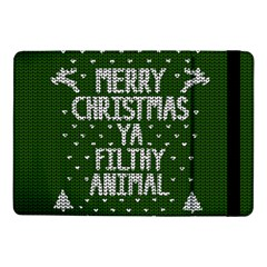 Ugly Christmas Sweater Samsung Galaxy Tab Pro 10 1  Flip Case
