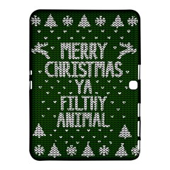 Ugly Christmas Sweater Samsung Galaxy Tab 4 (10 1 ) Hardshell Case