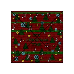 Ugly Christmas Sweater Acrylic Tangram Puzzle (4  X 4 )