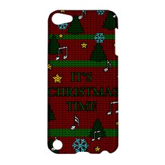 Ugly Christmas Sweater Apple Ipod Touch 5 Hardshell Case