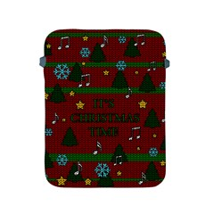 Ugly Christmas Sweater Apple Ipad 2/3/4 Protective Soft Cases